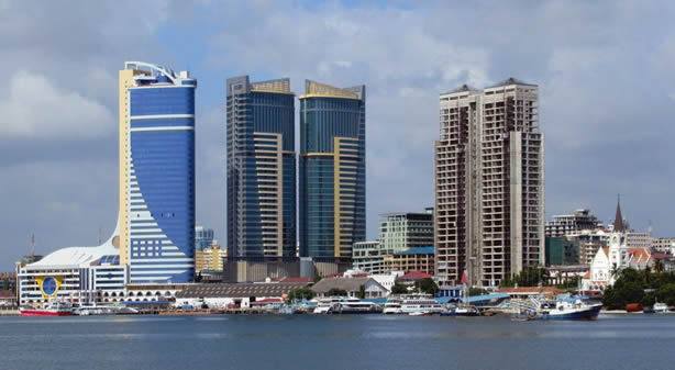 Dar es Salaam City Tour