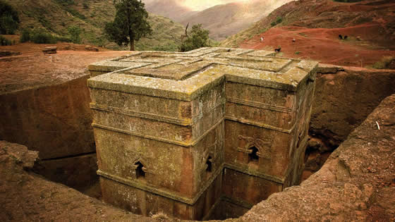 3-Days Lalibela Rock Churches Tour Ethiopia